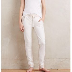 Anthropologie Saturday Sunday Hearthside joggers